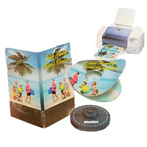 CD, DVD Labeling