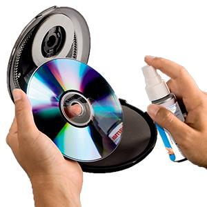 CD Repair and Care