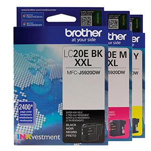 Original Brother Inkjet Cartridges