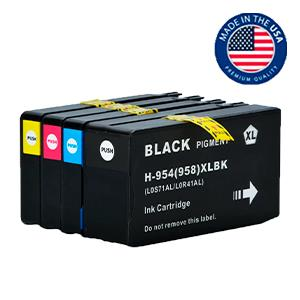 Premium HP Inkjet Cartridges