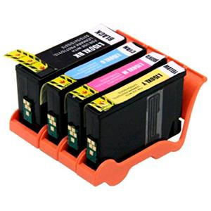 Remanufactured Lexmark Inkjet Cartridges