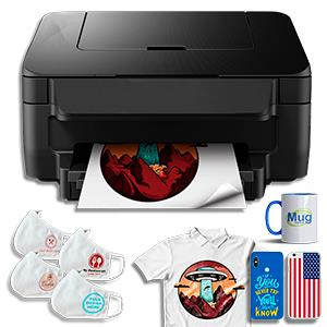 Ink Transfer and Sublimation Printers