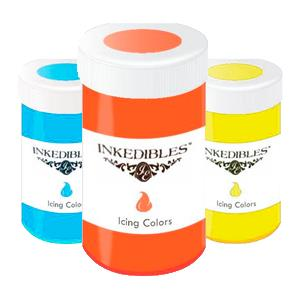 Inkedibles Edible Icing