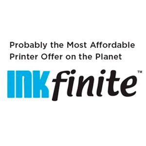 INKfinite Printers and Cartridges