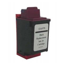 Remanufactured Lexmark 12A1970 (#70) inkjet cartridge - black