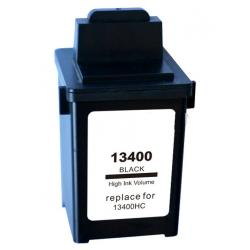 Remanufactured Lexmark 13400HC inkjet cartridge - black