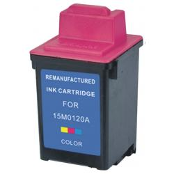 Remanufactured Lexmark 15M0120 (#20) inkjet cartridge - color