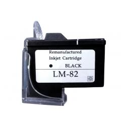 Remanufactured Lexmark 18L0032 (#82) inkjet cartridge - black