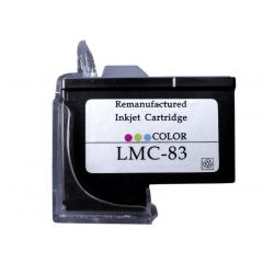 Remanufactured Lexmark 18L0042 (#83) inkjet cartridge - color