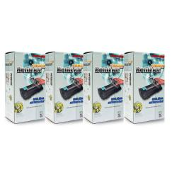 Printer Toner for Dell 1100 - 4 refills