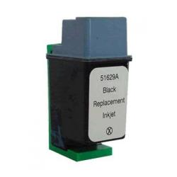 Remanufactured HP 51629A (HP 29) inkjet cartridge - black
