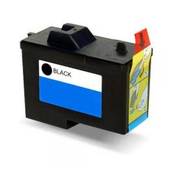 Remanufactured Dell 7Y743 (Series 2) inkjet cartridge - black