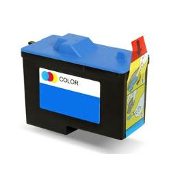 Remanufactured Dell 7Y745 (Series 2) inkjet cartridge - color