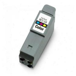 Compatible inkjet cartridge for Canon BCI-24C - color