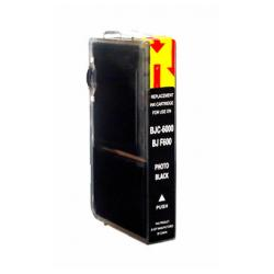 Compatible inkjet cartridge for Canon BCI-3ePBk - photo black