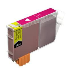 Compatible inkjet cartridge for Canon BCI-6M - magenta
