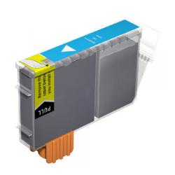 Compatible inkjet cartridge for Canon BCI-6PC - photo cyan