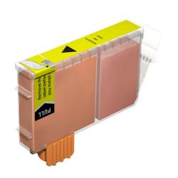 Compatible inkjet cartridge for Canon BCI-6Y - yellow