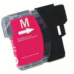 Compatible inkjet cartridge for Brother LC61M - magenta