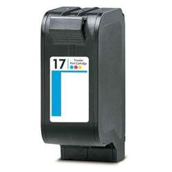 Remanufactured HP C6625 (HP 17) inkjet cartridge - color