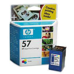 Original HP C6657 (57) inkjet cartridge - color