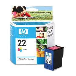 Original HP C9352AN (HP 22) inkjet cartridge - color