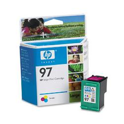 Original HP C9363 (HP 97) inkjet cartridge - color