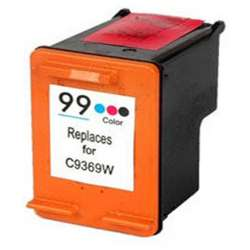 Remanufactured HP C9369 (HP 99) inkjet cartridge - photo