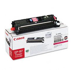 Original Canon EP-87 toner cartridge - magenta
