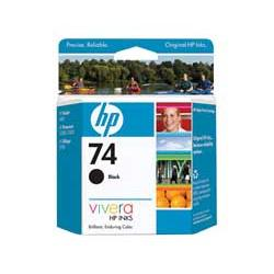 Original HP CB335WN (HP 74) inkjet cartridge - black