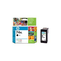 Original HP CB336WN (HP 74XL) inkjet cartridge - high capacity black