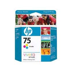 Original HP CB337WN (HP 75) inkjet cartridge - color