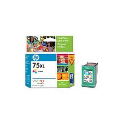 Original HP CB338WN (HP 75XL) inkjet cartridge - high capacity color
