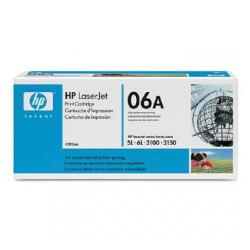 Original HP C3906A (06A) toner cartridge - black