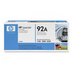 Original HP C4092A (92A) toner cartridge - black