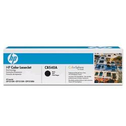 Original HP CB540A (125A) toner cartridge - black
