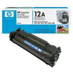 Original HP Q2612A (12A) toner cartridge - black