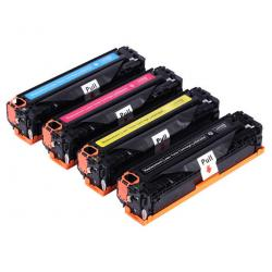 HP replacement toner cartridge for HP Q2670A / Q2671A / Q2672A / Q2673A - 4-pack