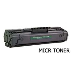 Remanufactured/Compatible HP C4092A (92A) toner cartridge - MICR black