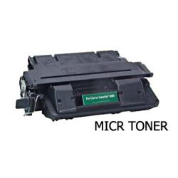 Remanufactured/Compatible HP C4127X (27X) toner cartridge - high capacity MICR black