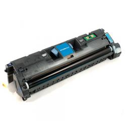 Compatible HP C9701A (121A) toner cartridge - cyan