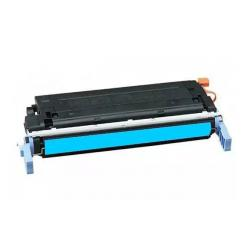 Remanufactured/Compatible HP C9721A (641A) toner cartridge - cyan