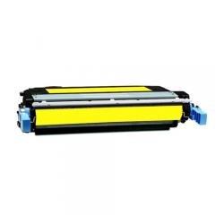 Remanufactured/Compatible HP CB402A (642A) toner cartridge - yellow