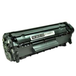 Remanufactured/Compatible HP Q2612X (12X) toner cartridge - high capacity black