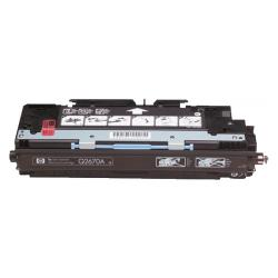 Remanufactured/Compatible HP Q2670A (308A) toner cartridge - black