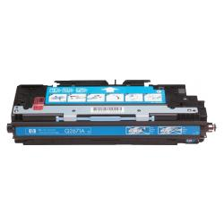 Remanufactured/Compatible HP Q2671A (309A) toner cartridge - cyan