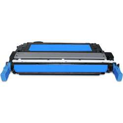 Remanufactured/Compatible HP Q5951A (643A) toner cartridge - cyan