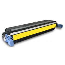 Remanufactured Yellow Toner - HP Q6472A (#72)