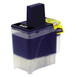 Compatible inkjet cartridge for Brother LC41Bk - black