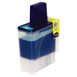 Compatible inkjet cartridge for Brother LC41C - cyan